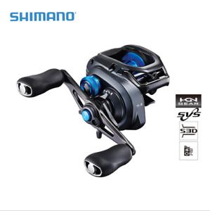 SHIMANO SLX DC 150 Baitcast Fishing Reel Right Hand Retrieve 7.2:1 Gear Ratio