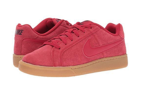 Gli uomini sono nike corte royale scamosciato scarpe palestra rosso rosso palestra / palestra rosso vino porto 819802 601 1b1bba