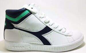 Caricamento dell immagine in corso DIADORA-GAME-P-HIGH-scarpe-sportive-donna -sneakers- 3fe3ba5e572