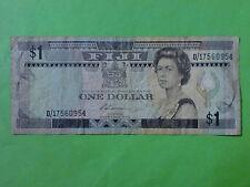 Fiji 1 Dollars 1993 QEII, D/17 560954