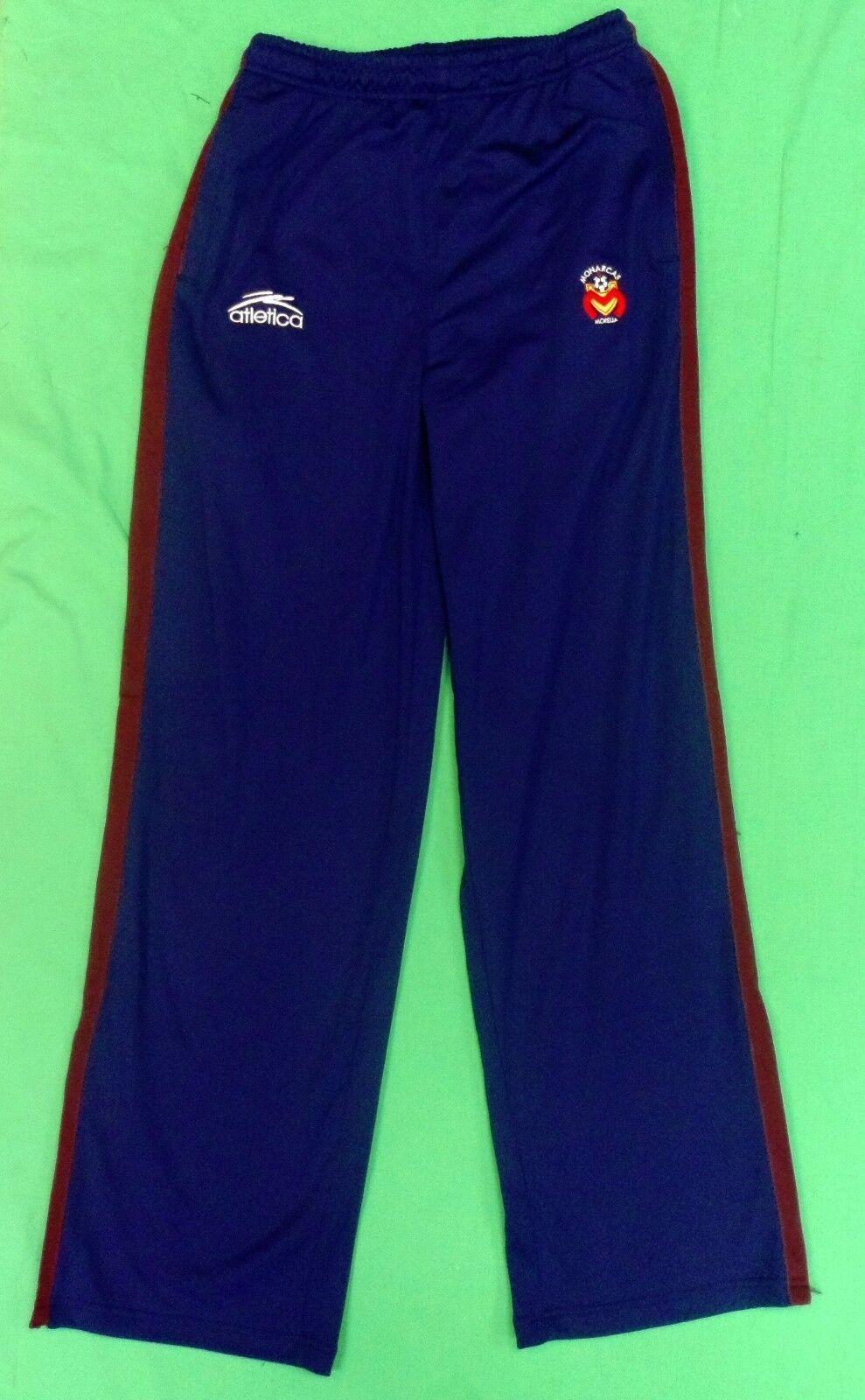 Official Licensed Atletica Pants de Viaje Morelia Coloreeee Coloreeee Coloreeee Burgundy c52663