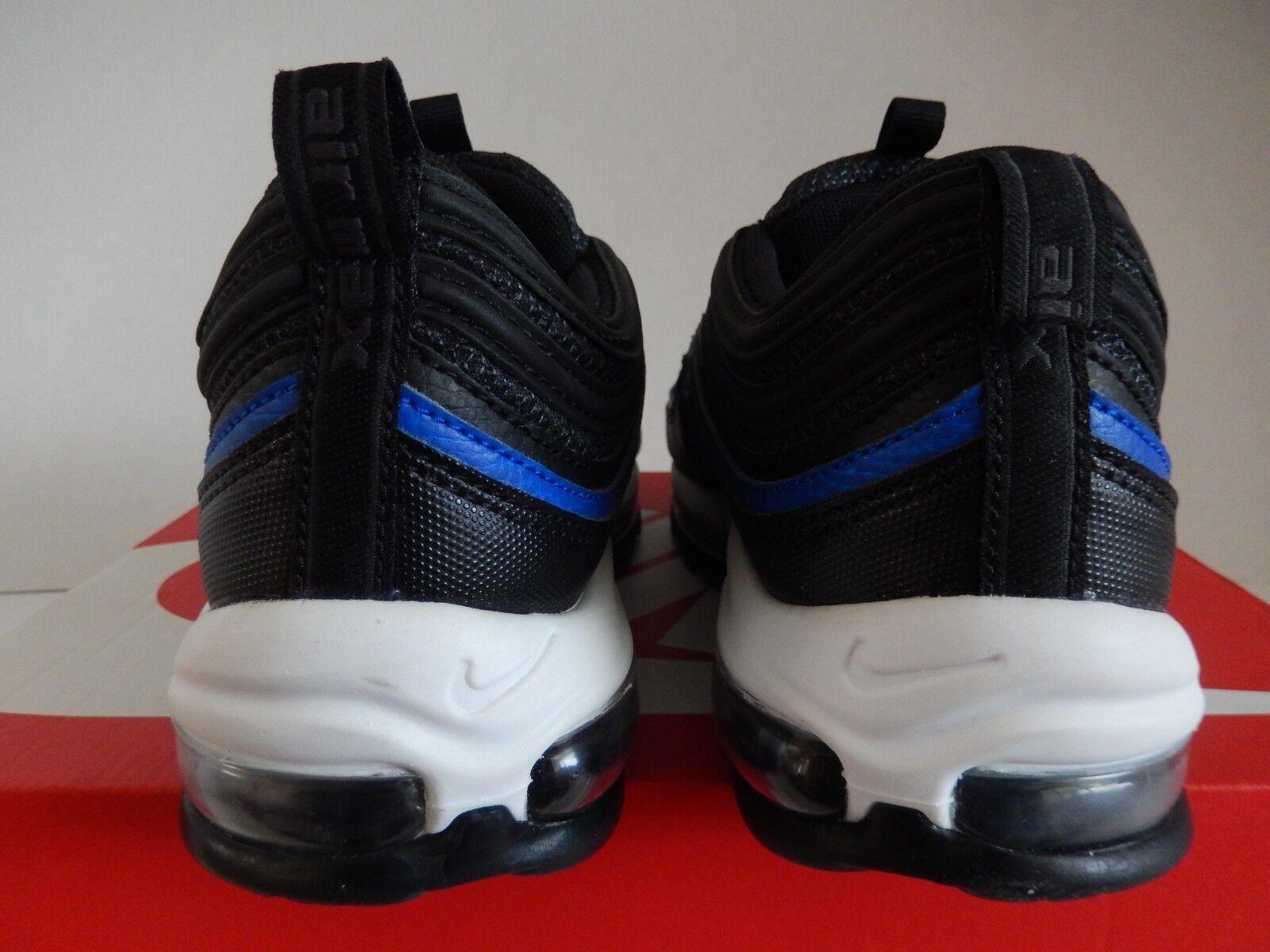 nike air max blaue 97 og anthracite-black-racer blaue max sz 8,5 db40cb