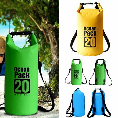 1.5~3.5 L Waterproof Dry Bag Pouch for Boating Kayak Camping Rafting Hiking