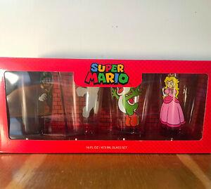 NEW Super Mario Bros Wii u Luigi Peach Daisy Wario Yoshi Koopa Donkey Kong PVC