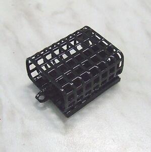 Futterkorb-vierkantig-ECO-aus-Stahl-20-150g-Feeder-Feederangeln-Kor-Fit-bleifrei