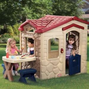 little tikes picnic on the patio playhouse 403u - Little Tikes Picnic On The Patio Playhouse