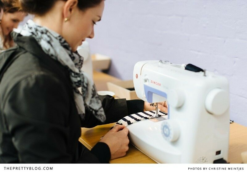 Sewing lessons in Cape Town - For beginners and advanced sewing