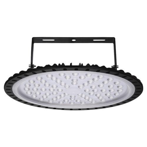 50-500W UFO LED Hallenleuchte Fluter High Bay Licht Strahler Weiß Industrielampe