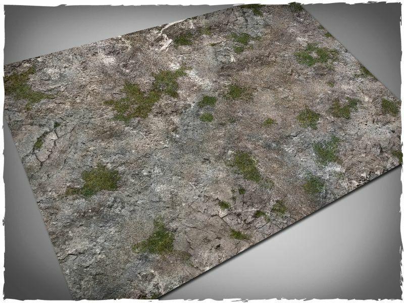 Deep Cut Studio Wargames Terrain Terrain Terrain Mat Medieval Ruins 4x6 Playmat Play Gamemat ad6