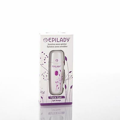 Epilady Face Epil Sensitive Areas Epilator Hair Removal Battery Operated