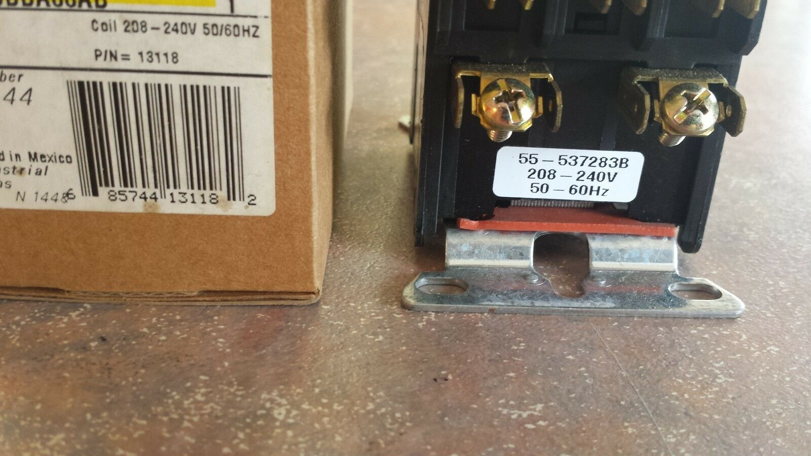 CR453AD3-BBBA00AB  GE   Contactor 208-240V Coil   453AD3BBBA00AB   NIB