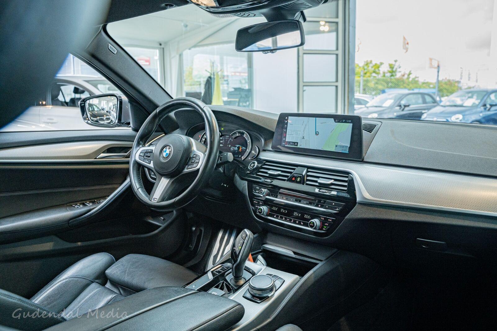 BMW 530d 3,0 M-Sport aut.