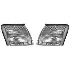 LEXUS LS400 1995 1996 1997 LS 400 PARK SIGNAL CORNER LAMP LIGHT PAIR RIGHT LEFT
