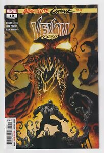 VENOM-19-MARVEL-comics-NM-2019-Absolute-Carnage-Donny-Cates