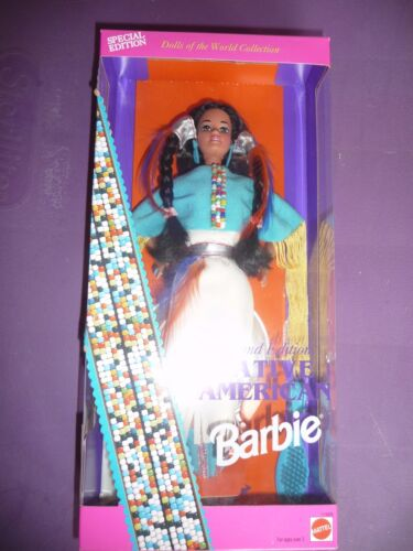 Barbie Dolls of the World, Native American 2nd Edition