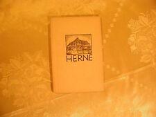 Chronik der Stadt Herne 1938