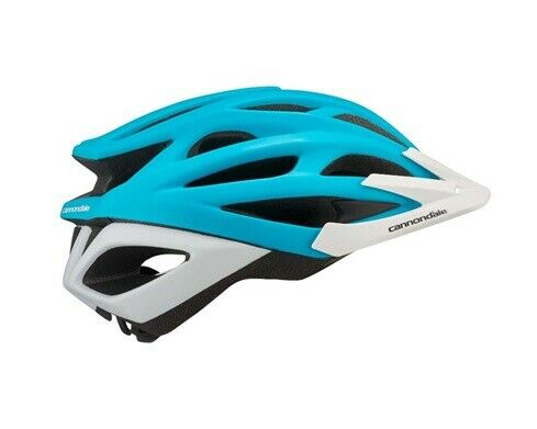 Cannondale 2018 Radius MTN Adult Helmet Teal White L XL
