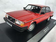 Volvo 240 GL 1986 rot 1:18 Minichamps  neu & OVP 155171401