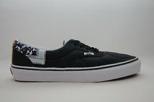 Vans Era (Mixed Quilting) Black/White