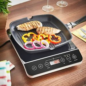Electric Hot Plate Single Portable Ceramic Cooktop