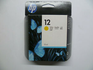 ORIGINALE-HP-12-GIALLO-YELLOW-c4806a-Business-Inkjet-3000-N-DTN-O-V