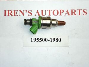 89-98-MAZDA-MPV-3-0L-OEM-FUEL-INJECTOR-195500-1980-ULTRASOUND-CLEANED-TESTED