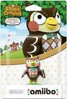 Nintendo Amiibo Blathers - Animal Crossing Figure