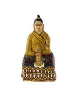 Statua-Di-Budda-Buddismo-Nepalese-IN-Pietra-NP15B