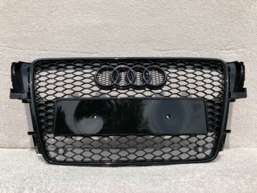 B8RS5-4 AUDI A5 S5 COUPE SPORTBACK 2007-2011 FRONT BUMPER GRILL RS STYLE