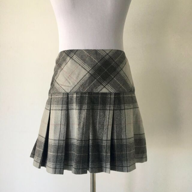 Gap Pleated Skirt Size Aus 10 US 6 - As new condition