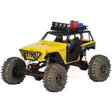 Pro-Line Jeep Wrangler Rubicon Customized Body Axial Wraith RC Crawler #3380-00