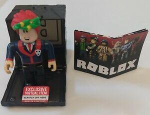 Roblox High School 2 Codes Boys Roblox High School 2 Boy Mascot Figure With Exclusive Virtual Item Code Ebay