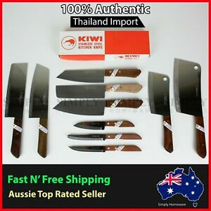 KIWI KNIFE Kitchen Chef Knives Stainless Steel Blade - NO. 171 172 173 21 22 288