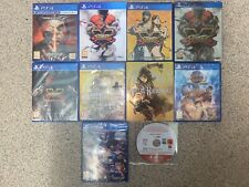 Ps4 Games Bundle 9 Fighting Games Brand-New And Sealed