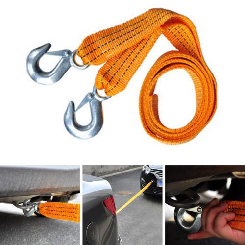 Abschleppseil NEU PKW Abschlepp Seil 4m 3000 kg Auto Autoabschleppseil