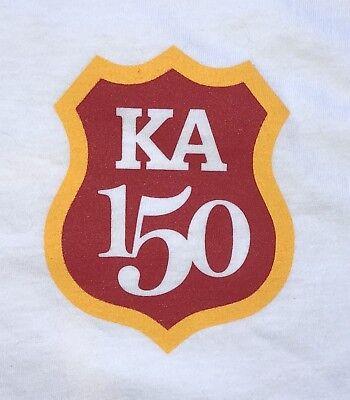 Kappa Alpha Order KA Southern Tide size XXL tee shirt short sleeve