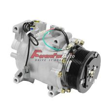 AC A/C Compressor CO10726AC 38810PND006 For 02-05 Civic 06-02 Acura RSX 2.0L