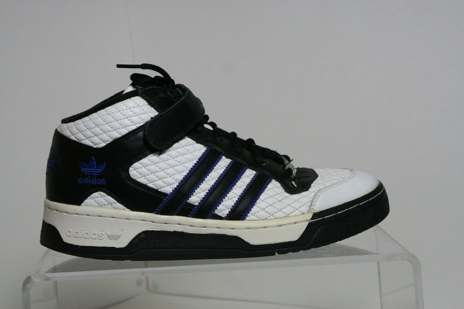 Adidas KG Garnett Basketball Sneaker '04 VTG Men 8.5 Athletic Multi Hip Black