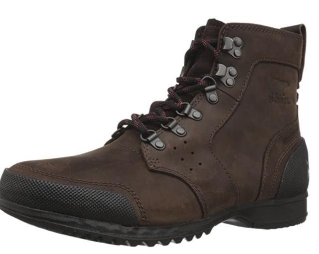 Sorel Ankeny Mid Hiker Ripstop Boot Men