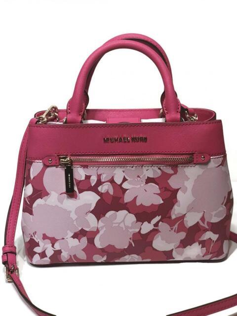 f2d932f2f3c0 Michael Michael Kors Women s Hailee XSmall Satchel Leather Handbag for sale  online