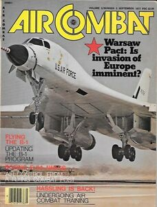 Air-Combat-Sept-1977-Warsaw-Pact-B-1-Fighter-Bomber-Lynx-Boeing-E-3A-Sukhoi-USAF