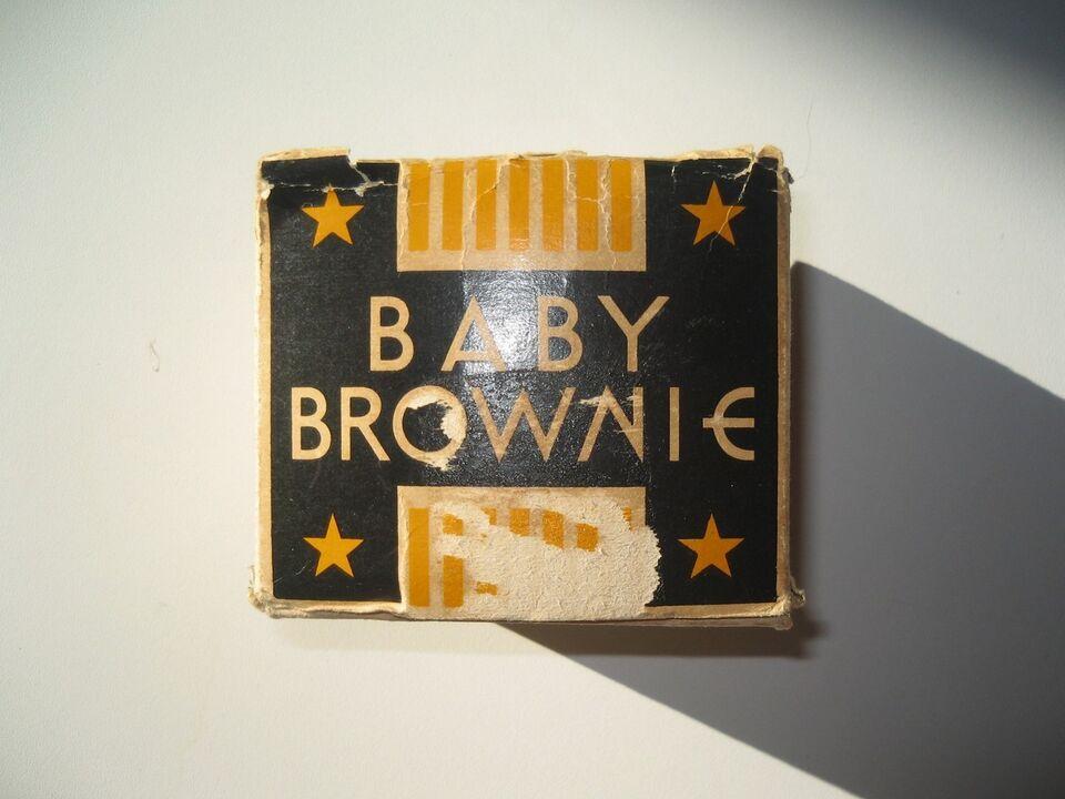 Eastman Kodak, Baby Brownie