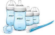 new Avent Natural Starter Set BLUE paylessph