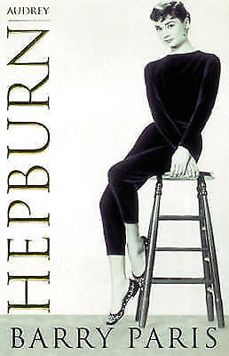 1 of 1 - Audrey Hepburn: A Biography,Paris, Barry,Very Good Book mon0000124546