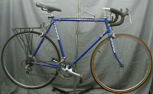 Schwinn-Traveler-Vintage-Road-Bike-USA-made-1980s-58cm-Large-Exage-Steel-Charity