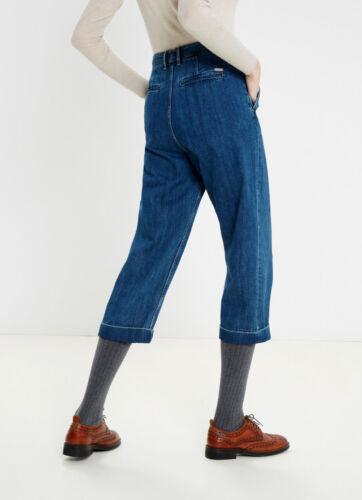 jeans Risvolto Morbida Jeans gamba al Pepe Polpaccio Con 65P4tq