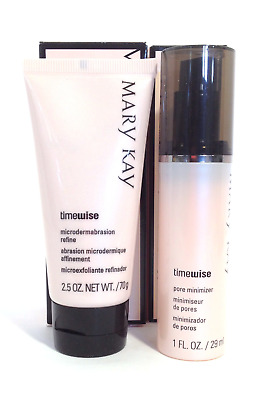 Mary Kay Microdermabrasion Timewise Plus Set Refine Pore