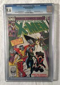 The-Uncanny-X-Men-171-Jul-1983-Marvel-CGC-9-6-White-Pages-Rogue-joins-X-Men