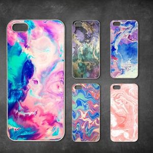 reputable site 8d503 2921c Details about Colorful Marble iphone 7 case 8 case 6 case 4 5 6s cover 6+  7+ 8+ plus case