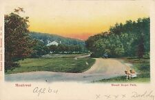 MONTREAL QC – Mount Royal Park 1904 Postcard – udb